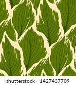 abstract seamless pattern of... | Shutterstock .eps vector #1427437709