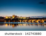 Prague Caste And The Charles...