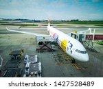 lisbon  portugal. january 4 ...   Shutterstock . vector #1427528489