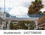 torremolinos  spain  andalusia... | Shutterstock . vector #1427708030