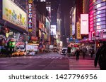 usa  new york  manhattan. may 2 ... | Shutterstock . vector #1427796956