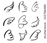 Wings  Sketch Collection ...