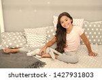 enjoying happy childhood. happy ... | Shutterstock . vector #1427931803