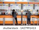 bangkok  thailand  jun 16  2019 ... | Shutterstock . vector #1427991413