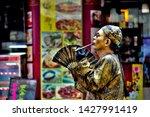 singapore   april 22 2019 ... | Shutterstock . vector #1427991419