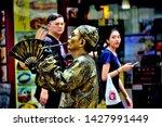 singapore   april 22 2019 ... | Shutterstock . vector #1427991449
