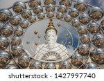 Buddha Statue At Wat Pra That...