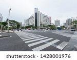 okinawa  japan   june 8 2019  ...   Shutterstock . vector #1428001976