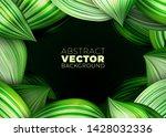 vector summer time poster...   Shutterstock .eps vector #1428032336