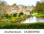 Forde Abbey Dorset England In...