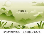 vector illustration in trendy...   Shutterstock .eps vector #1428101276