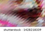 geometric design. colorful...   Shutterstock .eps vector #1428218339