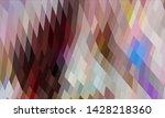geometric design. colorful...   Shutterstock .eps vector #1428218360
