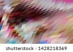 geometric design. colorful...   Shutterstock .eps vector #1428218369