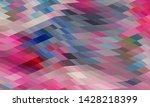 geometric design. colorful...   Shutterstock .eps vector #1428218399