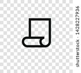 sheet icon from miscellaneous...   Shutterstock .eps vector #1428227936