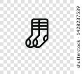 socks icon from  collection for ...   Shutterstock .eps vector #1428237539