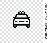 taxi icon from miscellaneous...   Shutterstock .eps vector #1428245480
