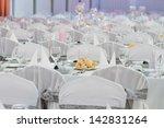 Elegant table setting for...