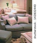 milan   april 15  interior... | Shutterstock . vector #142832440