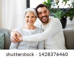 family  generation and people... | Shutterstock . vector #1428376460
