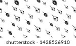 mouse seamless pattern vector... | Shutterstock .eps vector #1428526910