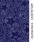 space galaxy constellation... | Shutterstock .eps vector #1428787289