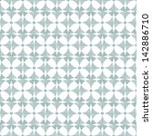 Geometric Gray Ikat Seamless...