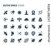 simple bold vector icons... | Shutterstock .eps vector #1428874856