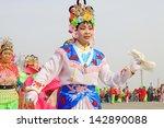 luannan county   february 26 ...   Shutterstock . vector #142890088