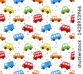seamless pattern colorful... | Shutterstock .eps vector #1428953966