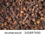 background   seed cloves | Shutterstock . vector #142897450