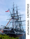 Old Ironsides The Uss...
