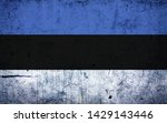 effects of estonia flag  flag... | Shutterstock . vector #1429143446