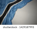 waving colorful national flag... | Shutterstock . vector #1429187993
