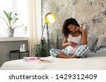 first communication. beautiful... | Shutterstock . vector #1429312409