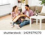 leisure  people and valentines...   Shutterstock . vector #1429379270