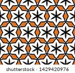 traditional ornamental design....   Shutterstock .eps vector #1429420976