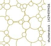 vector pattern of geometric...   Shutterstock .eps vector #1429459436