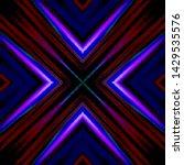 abstract art background. modern ... | Shutterstock .eps vector #1429535576