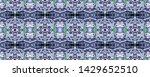 Mosaic Seamless Pattern....