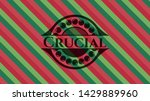crucial christmas colors style...   Shutterstock .eps vector #1429889960