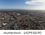 aerial view of oxnard and... | Shutterstock . vector #1429918190