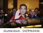 economic affairs minister datuk ... | Shutterstock . vector #1429963436
