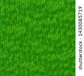 green grass field. grass border.... | Shutterstock . vector #1430085719