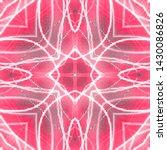 halftone ornament  graphic... | Shutterstock .eps vector #1430086826