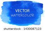 vecotor watercolor hand paint... | Shutterstock .eps vector #1430087123