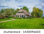 Giethoorn  The Netherlands....