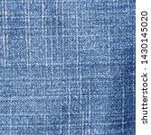 denim jeans texture. denim...   Shutterstock . vector #1430145020