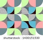 aesthetic minimalist artwork...   Shutterstock .eps vector #1430151530